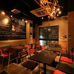 神戸肉バル N Tamachi エヌタマチの雰囲気1