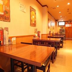 飄香居 ピャオシャンチー 不忍通り 上野本店の雰囲気1