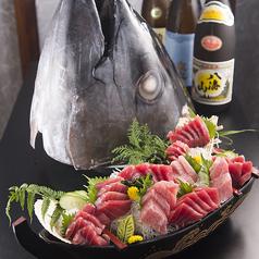 寒ブリ 肉寿司 魚三蔵 新橋店のおすすめ料理1