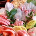 料理メニュー写真【料理長おすすめ】五種盛