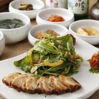 韓国家庭料理の味をオシャレに★