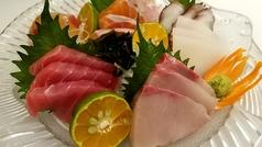 2人前(Sashimi combo)Medium plate