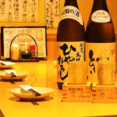 日本酒・地酒も各種取り揃えてます !貸切は15名様~