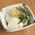料理メニュー写真手作りもっちり豆腐