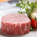 料理メニュー写真黒毛和牛【ヒレステーキ】