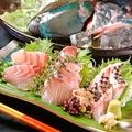 料理メニュー写真沖縄直送!!島魚の刺身