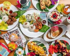 Hawaiian Moana Cafe ハワイアン モアナ カフェの写真