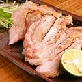 料理メニュー写真幻の黒豚 あぐーの塩焼き