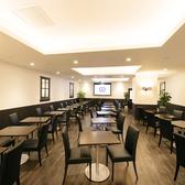 【35名様から】シックな内装◎お食事や会話を楽しむには最適♪~新宿 ヒルトンホテルB1 シャンクレール スイートHall~