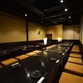 """【沼津駅徒歩2分】全席個室居酒屋""""なごみ""""自慢の空間はまさに大人の隠れ家のような雰囲気です"""