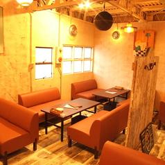 アジアンビストロ ちまき Chimaki 神戸三宮店の雰囲気1