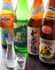 有名無名を問わず、味で集めた豊富な日本酒!