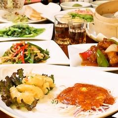 Lee Tan Tan Cafe リータンタンカフェ 経堂コルティ店のコース写真