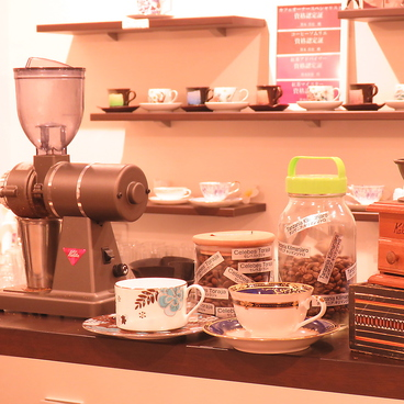 cafe KAYAKAの雰囲気1