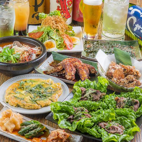 玉秀 新韓国創作居酒屋