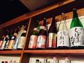 焼酎・日本酒・梅酒もあります♪