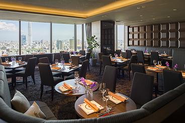 THE DINING シノワ唐紅花&鉄板フレンチ蒔絵の雰囲気1