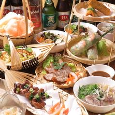 ベトナム料理 ふぉー専門店 南船場の写真