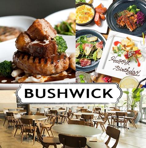BUSHWICK GRILL コクーンシティ店