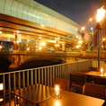 日本橋の夜景が見える特別な場所でのご宴会