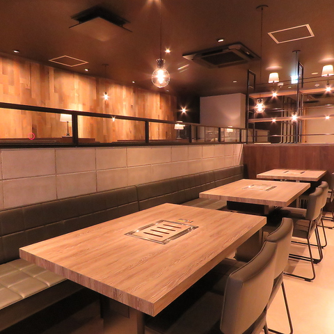焼肉&手打ち冷麺二郎 KANAYAMA 店舗イメージ4