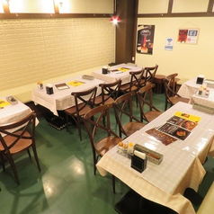 レストラン グリルガーデン 武蔵新城の雰囲気1