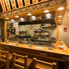 お好み焼きと牡蠣 殻○の雰囲気1