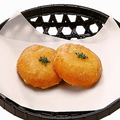 料理メニュー写真もちもちチーズポテト/パリンコチーズ
