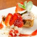 料理メニュー写真本日のおすすめデザート