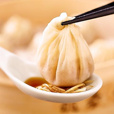 世界10大レストランに選ばれた本場台湾仕込みの小籠包★