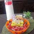 【お菓子セット】アサイームースやボウル、ビッグカップのお供に♪(2個セットで100円)※税込