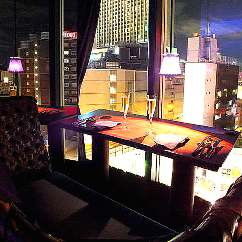 sky dining & bar BLUE BIRD ブルーバード ミナミ 難波 店舗イメージ3