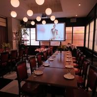 ◆会社ご宴会/結婚式2次会に。仙台駅前・PARCO2完全個室
