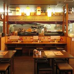 お一人様でも気軽にお立ち寄りできるようカウンター席ご用意しております!静岡名物・旬魚・酒肴と合う逸品料理をお愉しみください。