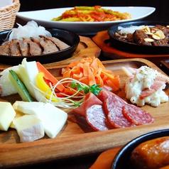 街の肉バル gyu-yaの写真