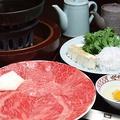 料理メニュー写真すき焼 Bコース(特上和牛鍋)