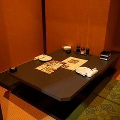 【2名様程度】の個室です!松山市駅周辺で個室の居酒屋と言ったら、若の台所 松山店です♪是非、当店をご利用ください!また、どのようなことでも一度お問い合わせください。できる限り、ご相談にお乗りします!お待ちしております!!