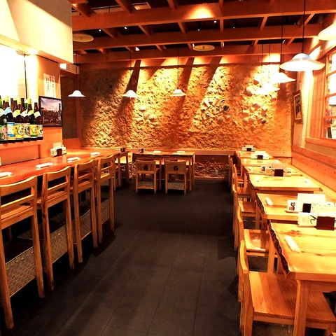 陽気な沖縄で♪沖縄の健康食材&泡盛で南国式宴会で盛り上がろう♪