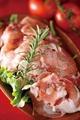 料理メニュー写真阿蘇自然豚の生ハム