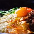 料理メニュー写真石焼ビビンバ
