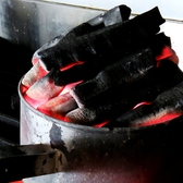 炭火焼店の強力な排気設備で常に店内の空気が入れ替わっております。