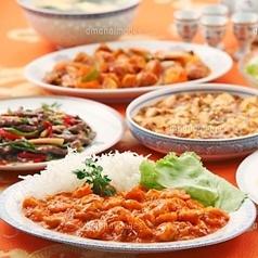 中華料理 彩玉軒のコース写真