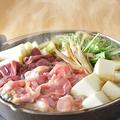 料理メニュー写真軍鶏鍋