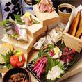 【ホットペッパー限定】2.5h飲み放題付2980円~コースもございます!創作和食をお酒とともにお得にお愉しみください。
