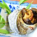 料理メニュー写真サザエ 造り・ツボ焼き