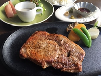 湘南豚ロースステーキ