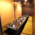 【12名様程度】の個室です!松山市駅周辺で個室の居酒屋と言ったら、若の台所 松山店です♪是非、当店をご利用ください!また、どのようなことでも一度お問い合わせください。できる限り、ご相談にお乗りします!お待ちしております!!