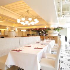 RESTAURANT UNDER THE SKY レストラン アンダーザスカイのコース写真