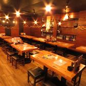 おいしいモツ鍋と博多の鮮魚 湊庵の雰囲気3