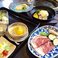 お肉と季節の野菜料理が楽しめる人気のコース☆